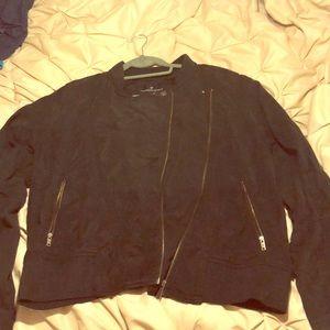 American Eagle black jacket